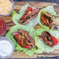 Lettuce Wrap Fajitas