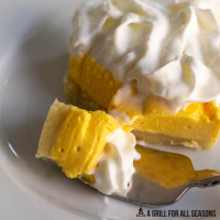 No Bake Mango Cheesecake Bars