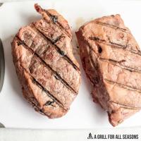 Smoked Sirloin Steak